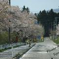 Photos: 4月30日 七ヶ宿町にて