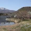 写真: 七ヶ宿町 長老湖