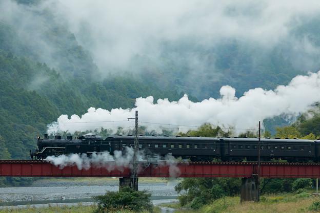 大井川鐵道 川根温泉笹間渡~抜里
