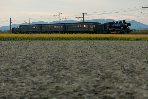 JR鹿児島本線 小川~松橋
