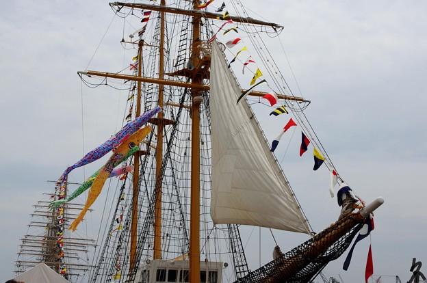 神戸開港150周年記念*みらいへ