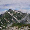 やっぱ別山からの剱岳は、かっこいい