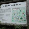 林道の先は、小佐波御前山頂上付近だった
