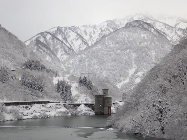 Photos: 新柳河原発電所