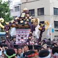 写真: 三社祭本社神輿