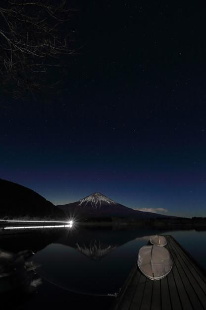 写真: 田貫湖1s