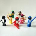 Photos: 知育戦隊レゴレンジャー (Brick Sentai Lego Ranger)