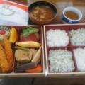 お昼の弁当1