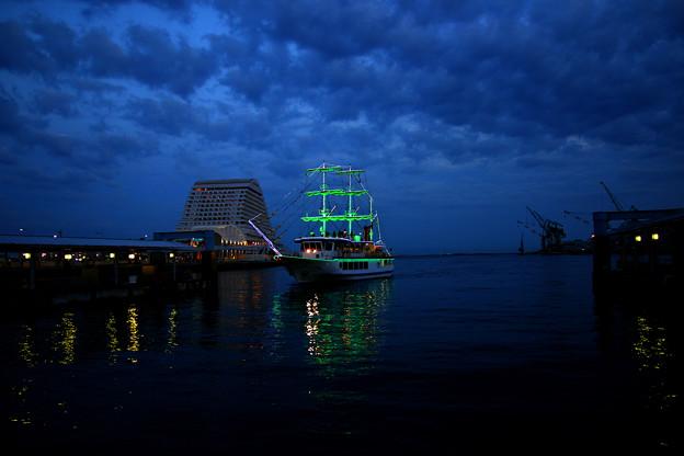 Photos: 寄港