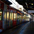 写真: 色彩列車