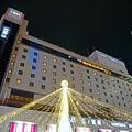 写真: 三ノ宮 駅ビル クリスマスイルミネーション
