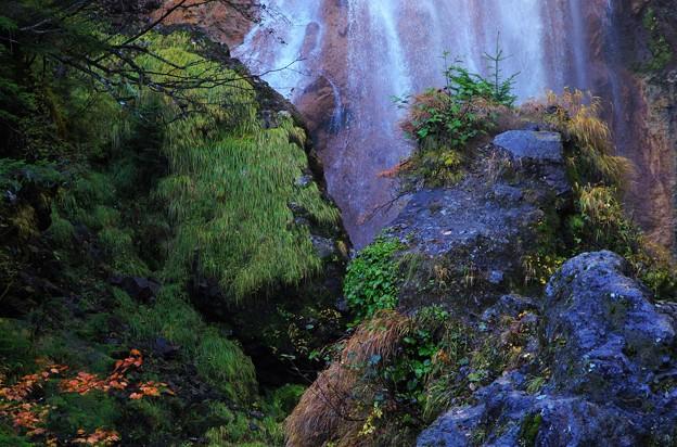 写真: 三本滝