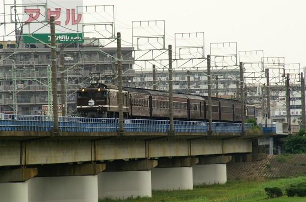 レトロ横濱号送り込み