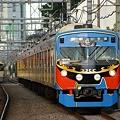 Photos: 「銀河鉄道999」デザイン電車となった3011F