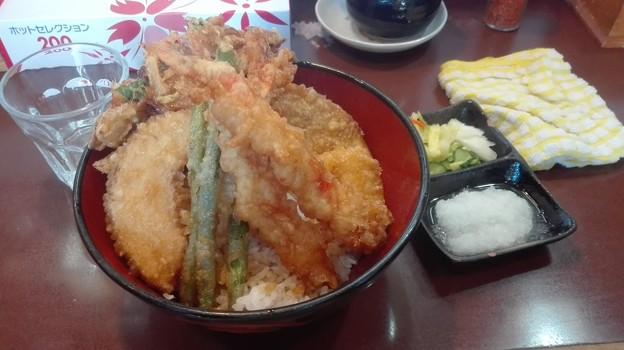 岩松丼@天丼の岩松 横須賀