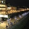 京の七夕・鴨川会場