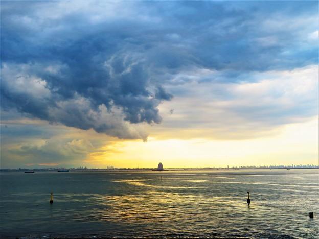 Photos: 東京湾の風景