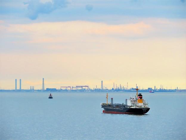 Photos: 東京湾の風景 船