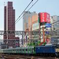Photos: E235系ワン、入りま~す!