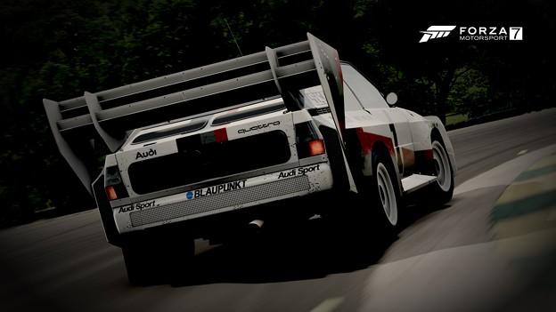 写真: Audi Sport quattro S1