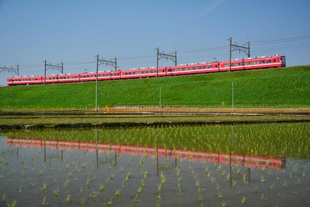 Photos: 東武1800系