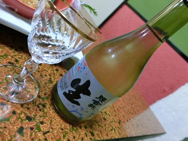 腰古井 生酒