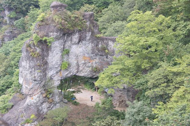IMGP7183大砲岩から第4石門