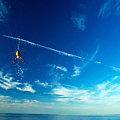写真: 青空包囲網