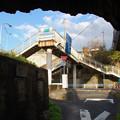 Photos: 旧歩道橋
