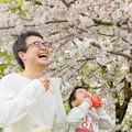 写真: 春だ!お花見だ!