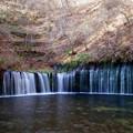 写真: 白糸の滝