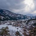 写真: 白川郷