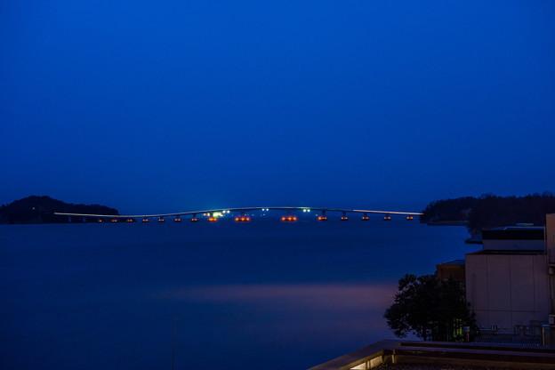 写真: 能登島大橋