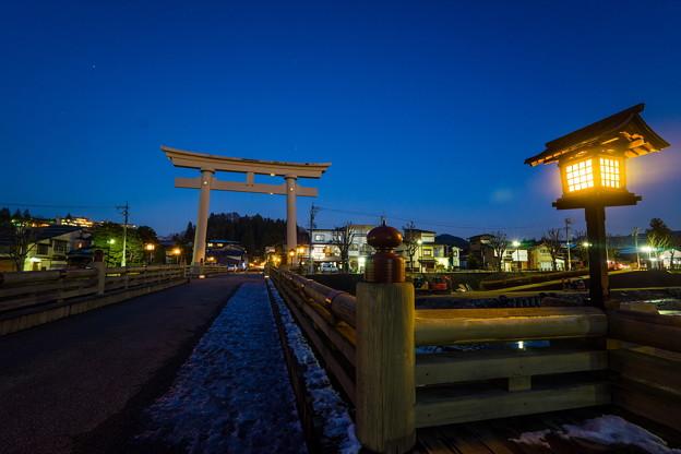 高山 宮前橋