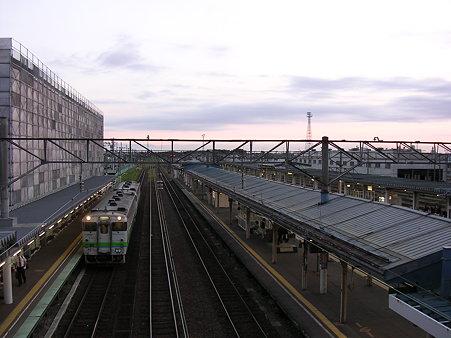 岩見沢駅1
