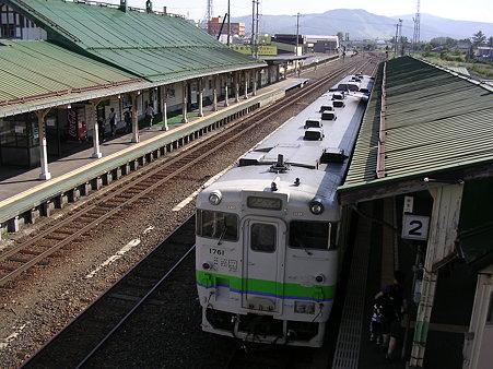 遠軽駅10