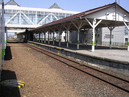 北見駅ホーム2