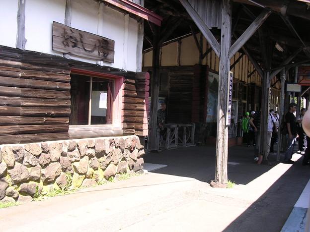 写真: 川湯温泉駅7