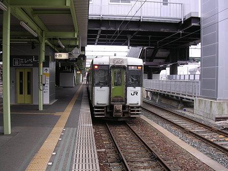 盛岡駅ホーム1