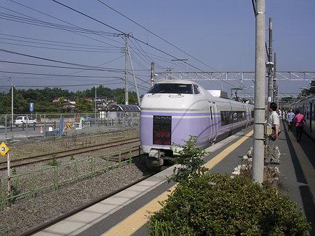 日野春駅ホーム1