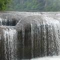 吹き割りの滝「その後」