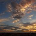 夕景「日が落ちて」-3