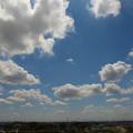 高温多湿の空模様