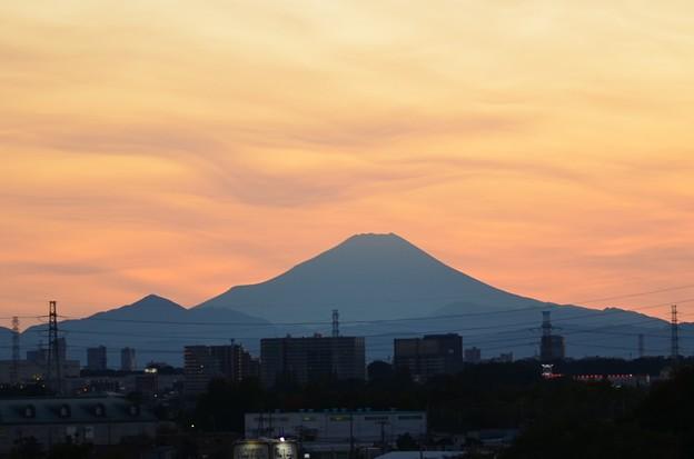 Photos: 「夕景」台風が去って