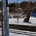 山田線 上米内駅 05