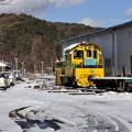 山田線 上米内駅 09