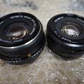 Photos: ペンタックス50mmF1.7