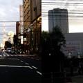 Photos: 電線 コラージュ