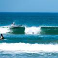 写真: 海の日サーフィン-01884