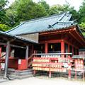 写真: 二荒山神社中宮